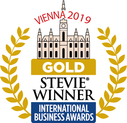 Gold Stevie Winner - International Business Awards