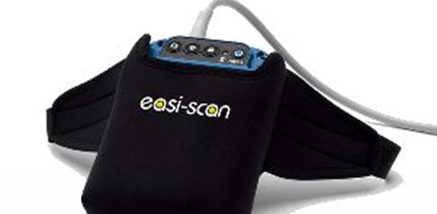 Easi-Scan carry bag open