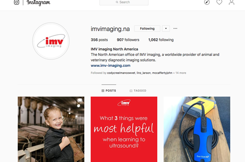 IMV imaging on Instagram